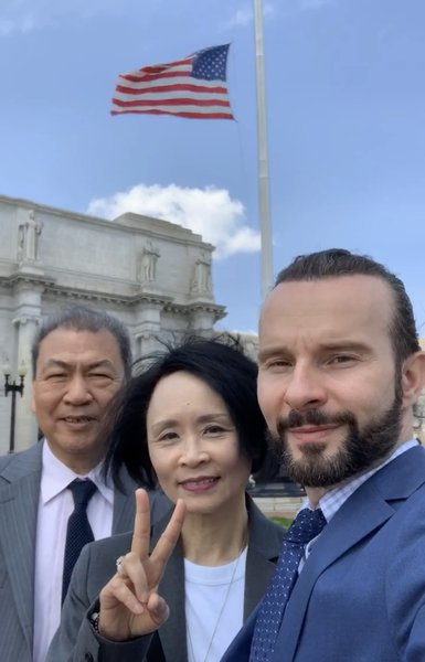 ASNY Members in DC